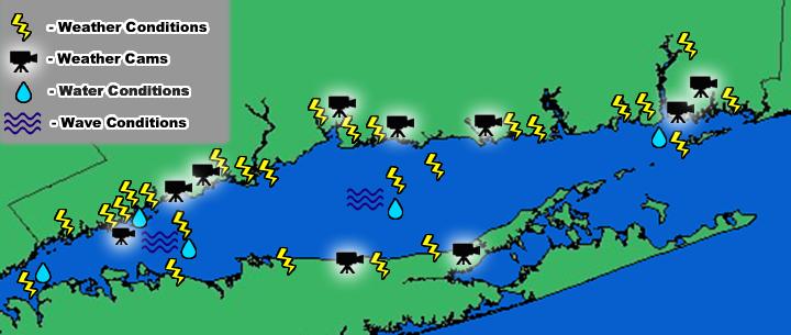 Long Island Sound Connecticut Weather Inc